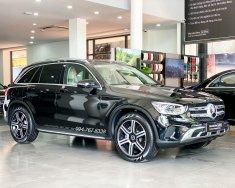 Bán Mercedes GLC200 4Matic 2021 màu đen, siêu lướt biển đẹp giá cực tốt xe đã qua sử dụng chính hãng giá 2 tỷ 150 tr tại Hà Nội