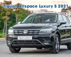Volkswagen Tiguan Luxury S 2021, nhập khẩu, tặng quà khủng giá 1 tỷ 929 tr tại Quảng Ninh