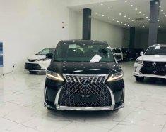 Bán Lexus LM 300H màu đen 7 chỗ, sản xuất 2021, xe sẵn giao ngay giá 6 tỷ 850 tr tại Hà Nội
