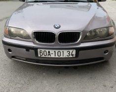 Cần bán xe BMW 3 Series năm 2003, màu bạc, xe nhập, chính chủ, giá tốt giá 209 triệu tại Đồng Nai