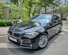Cần bán xe BMW 520i đời 2014, màu đen, nhập khẩu giá 1 tỷ 90 tr tại Tp.HCM