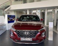 Bán xe Hyundai Santa Fe đời 2021, màu đỏ giá 1 tỷ 80 tr tại Gia Lai