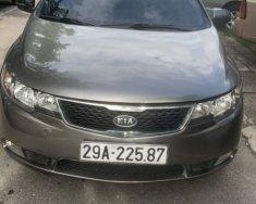 Cần bán lại xe Kia Cerato đời 2017, màu xám, xe gia đình, 348tr giá 348 triệu tại Hà Nội