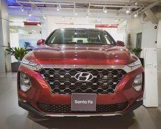 Hyundai Santa Fe Vin 2021 Đỏ - Tặng phí trước bạ và Bảo hiểm thân xe giá 1 tỷ 185 tr tại Tp.HCM