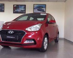 Bán xe Hyundai i10 mt sedan 2021, màu đỏ giá 375 triệu tại Đắk Nông