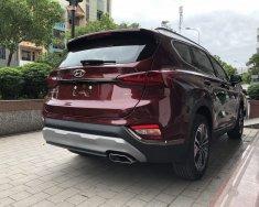 Cần bán xe Hyundai Santa Fe 2.4AT 2021, màu đỏ giá 1 tỷ 80 tr tại Phú Yên