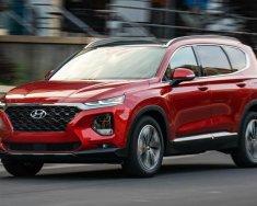 Chỉ còn 1 chiếc duy nhất, nhanh tay sở hữu Hyundai Santa Fe 2021 khuyến mãi siêu lớn 110 triệu giá 1 tỷ 80 tr tại Gia Lai