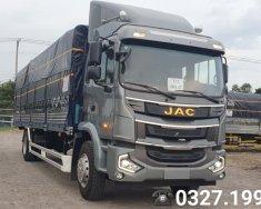 Ô tô tải JAC 7.6 - Ô tô tải Jac thùng bạt 9m6 - bán giá góp từ 300 triệu có xe giá Giá thỏa thuận tại Tp.HCM