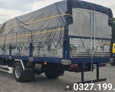 Ô tô tải JAC 7.6 - Ô tô tải JAC thùng bạt 9m6 -giá tốttháng 7/2021 giá 930 triệu tại Đồng Nai