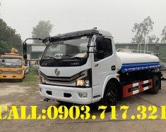 Chuyên bán xe bồn phun nước 5 khối hiệu DongFeng nhập khẩu 2021 giá 510 triệu tại Kiên Giang