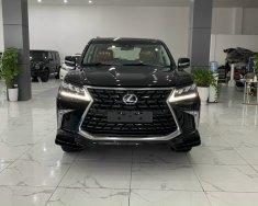 Bán ô tô Lexus LX 570 Super Sport S đời 2021, màu đen, nhập khẩu giá 9 tỷ 100 tr tại Hà Nội
