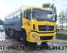 Bán xe tải DongFeng 4 chân, xe tải DongFeng ISL315 4 chân. Giá xe tải DongFeng giá 1 tỷ 495 tr tại Bạc Liêu