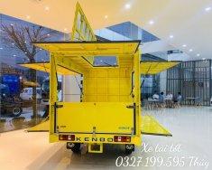 Xe tải Kenbo bán hàng lưu động,mở nóc, động cơ Mỹ 2021 giá 110 triệu tại Đồng Nai