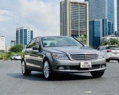 Bán ô tô Mercedes C250 đời 2010, màu xám, số tự động, giá 420tr giá 420 triệu tại Hà Nội