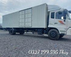 Giao xe tải Dongfeng Hoàng Huy thùng kín container 7.6 tấn giá 500 triệu tại Đồng Nai