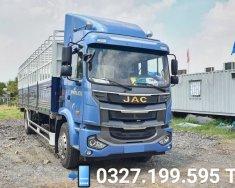 Ưu điểm nên mua xe tải Jac A5 9 tấn 1 thùng bạt 8m3 đồng nai, hỗ trợ 700 triệu giá 700 triệu tại Tp.HCM