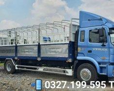 Xe tải Jac A5 bán giá đúng, xe 9 tấn thùng bạt 8m3, hỗ trợ 700 triệu nhận xe giá 700 triệu tại Đồng Nai