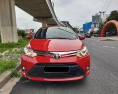 Cần bán xe Toyota Vios 1.5G 2015 chính hãng Toyota Sure giá 450 triệu tại Tp.HCM