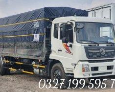 Thông số xe tải Dongfeng 10 tấn 2021 thùng bạt inox 7m7 giá 950 triệu tại Đồng Nai