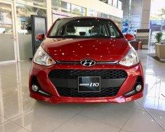 Cần bán xe Hyundai Grand i10 AT năm 2021, màu đỏ, giá 325tr giá 325 triệu tại Gia Lai