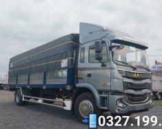 Bán xe tải JAC 7 tấn 6 thùng bạt 4 máy lốp 10.00R20, trả trước 300 triệu giá 300 triệu tại Đồng Nai