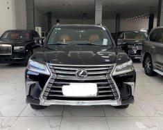 Cần bán gấp Lexus LX 570 đời 2016, màu đen, nhập khẩu chính hãng, như mới giá 6 tỷ 400 tr tại Hà Nội