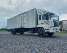 Dongfeng Hoàng Huy thùng container 2021, nhập khẩu thùng kín 9m7 máy cummins giá 500 triệu tại Đồng Nai