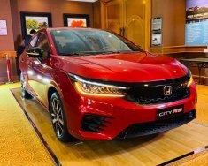 Bán xe Honda City RS đời 2021, màu đỏ giá 599 triệu tại Đồng Tháp