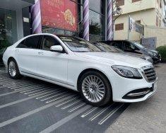 Cần bán xe Mercedes S450 Limited 2020, màu trắng giá 4 tỷ 190 tr tại Hà Nội