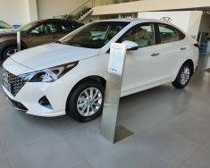 Cần bán Hyundai Accent 1.4AT 2021, màu trắng giá 494 triệu tại Gia Lai