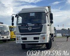 Phân phối xe tải Dongfeng container chở Pallet 7T6 thùng 9m7 trả góp toàn quốc giá 650 triệu tại Đồng Nai