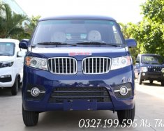 Phân phối xe tải SRM van 2 chỗ có sẵn ĐỒNG NAI, MÀU BẠC GIÁ TỐT giá 100 triệu tại Tp.HCM