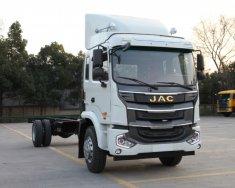 Xe tải JAC A5 thùng dài 9m6 nhập khẩu chỉ cần trả trước 200tr nhận xe ngay giá 830 triệu tại Bình Dương