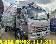 Công ty bán xe tải Jac 9 tấn N800 thùng bạt giao xe ngay giá tốt  giá 750 triệu tại Tp.HCM