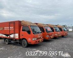 Xe tải Kia thùng kín 3m5 tải 2t3 giao ngay tận nhà giá 245 triệu tại Đồng Nai