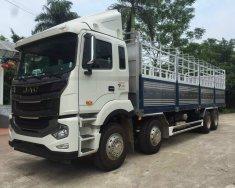 Bán xe tải Jac A5 thùng bạt có sẵn, xe tải 4 chân 2021 giá 250 triệu tại Đồng Nai