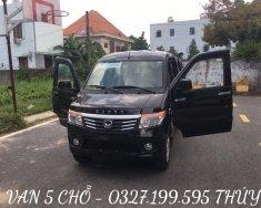 Bán ô tô Xe bán tải Van 500kg - dưới 1 tấn  2021, màu đen giá 100 triệu tại Tp.HCM