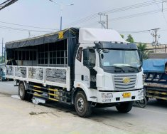 Cần bán xe FAW thùng dài 9m7 tải trọng 7,25T mới đời 2021 giá 880 triệu tại Bình Dương