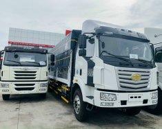 Bán ô tô FAW xe tải thùng sản xuất 2021, màu xám, nhập khẩu nguyên chiếc giá 880 triệu tại Bình Dương