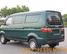 Đại lý xe tải Van 2 chỗ thương hiệu SRM - hỗ trợ trả góp từ 100 triệu nận xe ngay giá 100 triệu tại Đồng Nai