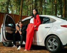Bán xe Hyundai Accent 1.4 AT đời 2021, màu trắng giá 520 triệu tại Gia Lai