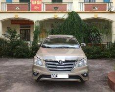 Gia đình cần bán chiếc xe ô tô Toyota Innova 2.0E sx2016 giá 385 triệu tại Hà Nội
