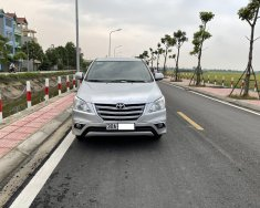 Tôi cần bán chiếc xe ô tô Toyota Innova 2.0E màu ghi bạc sx 2016, tên tư nhân chính chủ giá 415 triệu tại Hà Nội