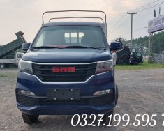 Từ 70 triệu mua được xe tải gì? xe tải SRM thùng bạt 2021 930 kg giá 70 triệu tại Đồng Nai