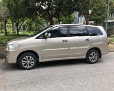 Cần bán Toyota Innova E 2016, màu vàng cát, 396tr giá 396 triệu tại Hà Nội