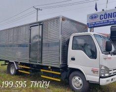 Xe tải Isuzu Vm thùng bạt 1t7 đưa trước 200 triệu nhận xe giá 200 triệu tại Đồng Nai