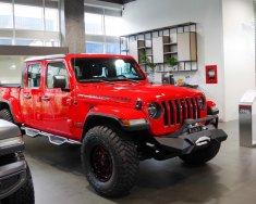 Giá Jeep Gladiator Rubicon đỏ- Nhập Mỹ- Bản full giá 4 tỷ 46 tr tại Tp.HCM