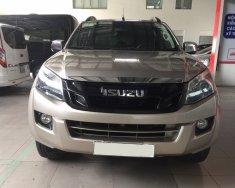 Bán xe Isuzu D-Max LS 2.5L 2 cầu số sàn, đời 2017, nhập khẩu Thái giá 486 triệu tại Tp.HCM