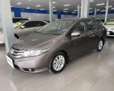 Bán xe Honda City số tự động 2014, màu nâu giá 370 triệu tại Tp.HCM