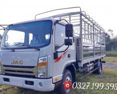 Trả góp 6 năm, nhận ngay xe Jac N650 plus thùng bạt 6m2 có sẵn xe  giá 250 triệu tại Đồng Nai